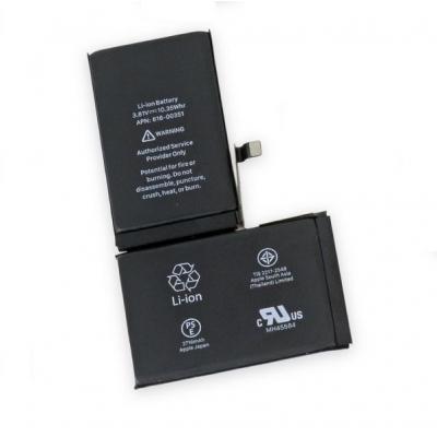 Akumuliatorius ORG Apple iPhone X 2716mAh Original Desay IC