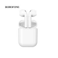 Belaidė laisvų rankų įranga Borofone BE28 Plus Airpods balta
