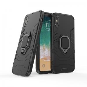 Dėklas Panther Samsung A715 A71 juodas