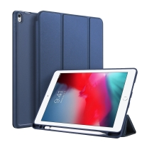 Dėklas Dux Ducis Osom Apple iPad 10.2 2019 tamsiai mėlynas