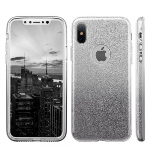 Dėklas Shine Xiaomi Mi Note 10 / Mi Note 10 Pro / Mi CC9 Pro juodas