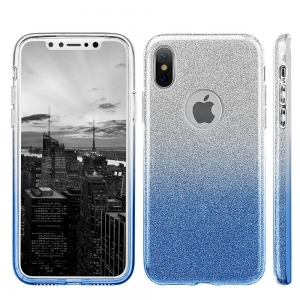 Dėklas Shine Xiaomi Mi Note 10 / Mi Note 10 Pro / Mi CC9 Pro mėlynas