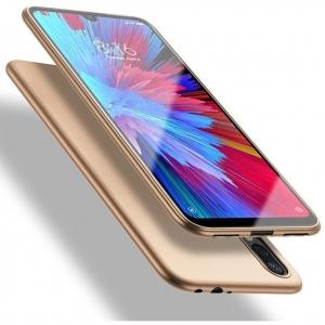 Dėklas X-Level Guardian Huawei P Smart Pro 2019 auksinis