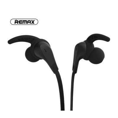 Belaidė laisvų rankų įranga Remax RB-S25 Bluetooth juoda