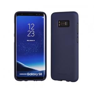 Dėklas Mercury Soft Jelly Case Samsung A515 A51 tamsiai mėlynas