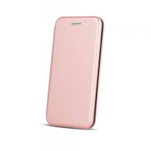 Dėklas Book Elegance Samsung G980 S20 rožinis-auksinis