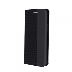 Dėklas Smart Senso Samsung A515 A51 juodas