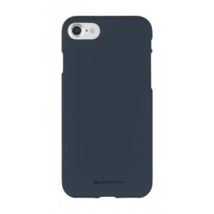 Dėklas Mercury Soft Jelly Case Samsung G985 S20 Plus tamsiai mėlynas