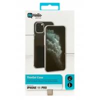 Dėklas BeHello ThinGel Apple iPhone 11 skaidrus