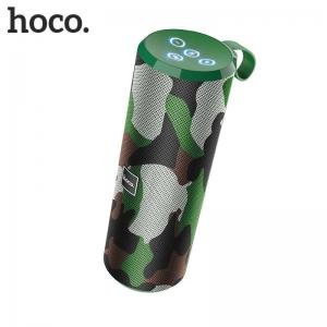 Bluetooth nešiojamas garsiakalbis Hoco BS33 kamufliažinės spalvos