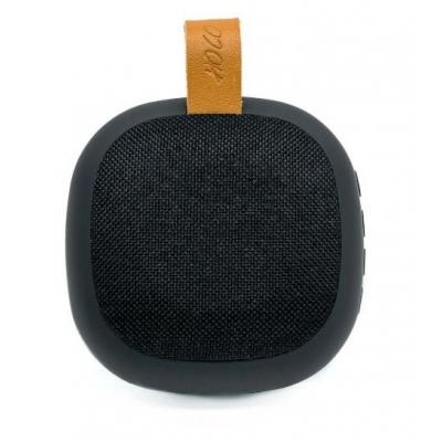 Bluetooth nešiojamas garsiakalbis Hoco BS31 juodas