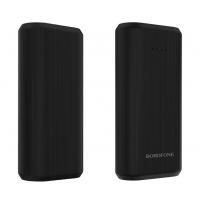 Išorinė baterija Power Bank Borofone BT2 5200mAh juoda