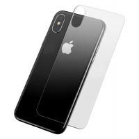 Apsauginis stikliukas galiniam dangteliui Apple iPhone X