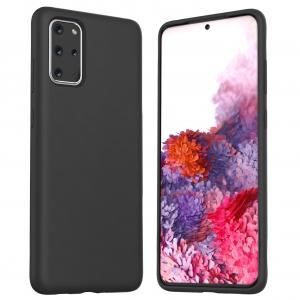 Dėklas Araree Typo Skin Samsung G985 S20 Plus juodas