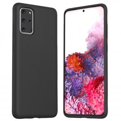 Dėklas Araree Typo Skin Samsung G986 S20 Plus juodas