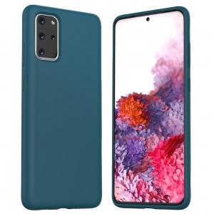 Dėklas Araree Typo Skin Samsung G986 S20 Plus mėlynas