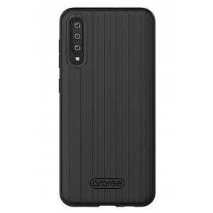 Dėklas Araree Airdome Samsung A505 A50 / A507 A50s juodas