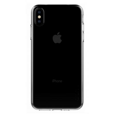 Dėklas Araree A-Fit Apple iPhone XS Max skaidrus