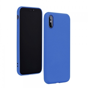 Dėklas Forcell Silicone Lite Samsung G988 S20 Ultra mėlynas