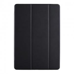 Dėklas Smart Leather Samsung P610 / P615 Tab S6 Lite 10.4 juodas