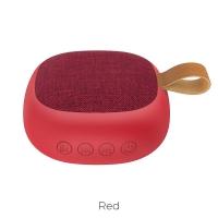 Bluetooth nešiojamas garsiakalbis Hoco BS31 raudonas