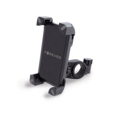 Universalus telefono laikiklis Forever BH-110 6,5 dviračiui juodas