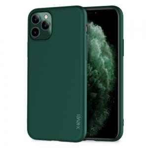 Dėklas X-Level Guardian Apple iPhone 11 Pro Max tamsiai žalias