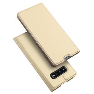 Dėklas Dux Ducis Skin Pro Samsung G988 S20 Ultra auksinis