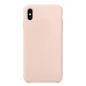 Dėklas Liquid Silicone 1.5mm Apple iPhone 11 rožinis