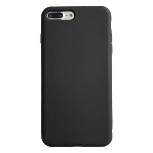 Dėklas Liquid Silicone 1.5mm Apple iPhone 7 / 8 / SE2 juodas