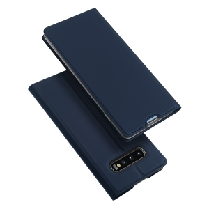 Dėklas Dux Ducis Skin Pro Huawei P40 Lite / Nova 6 SE / Nova 7i tamsiai mėlynas