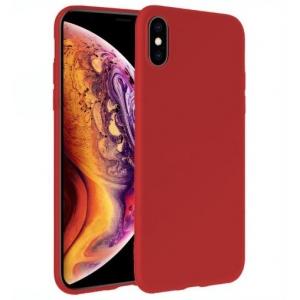 Dėklas X-Level Dynamic Huawei P40 Lite / Nova 6 SE / Nova 7i raudonas