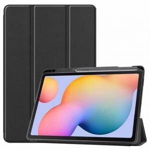 Dėklas Smart Leather Apple iPad Pro 12.9 2020 juodas
