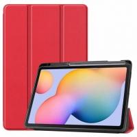 Dėklas Smart Leather Lenovo Tab M8 8 raudonas
