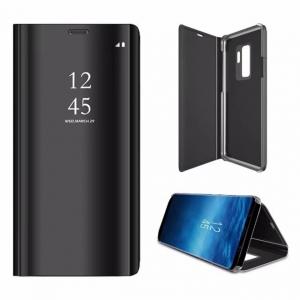 Dėklas Sview Samsung A515 A51 juodas