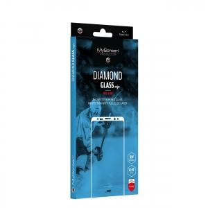 LCD apsauginis stikliukas MyScreen Diamond Edge Full Glue Apple iPhone 6 / 6S juodas
