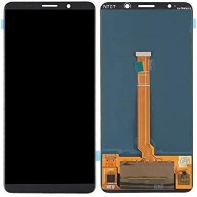 Ekranas Huawei Mate 10 Pro su lietimui jautriu stikliuku juodas (no logo) OLED