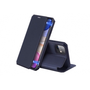 Dėklas Dux Ducis Skin X Samsung A515 A51 tamsiai mėlynas