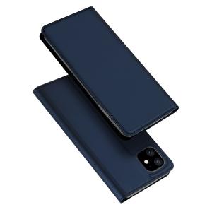 Dėklas Dux Ducis Skin Pro Samsung A415 A41 tamsiai mėlynas