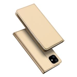Dėklas Dux Ducis Skin Pro Samsung A415 A41 auksinis
