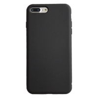 Dėklas Liquid Silicone 1.5mm Apple iPhone 12 mini juodas