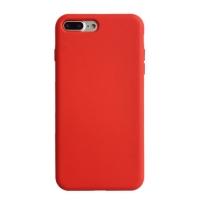 Dėklas Liquid Silicone 1.5mm Apple iPhone 12 mini raudonas