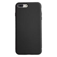 Dėklas Liquid Silicone 1.5mm Apple iPhone 12 / 12 Pro juodas