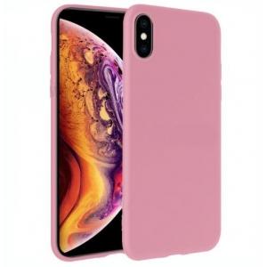 Dėklas X-Level Dynamic Apple iPhone 12 / 12 Pro šviesiai rožinis