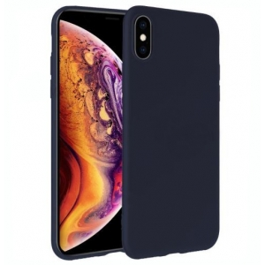 Dėklas X-Level Dynamic Apple iPhone 12 Pro Max tamsiai mėlynas