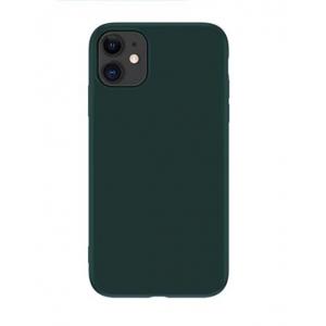Dėklas X-Level Dynamic Apple iPhone 12 / 12 Pro tamsiai žalias