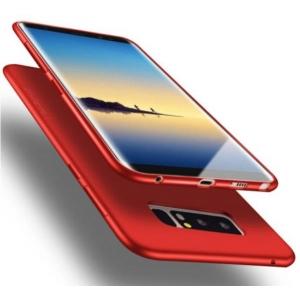 Dėklas X-Level Guardian Apple iPhone 12 / 12 Pro raudonas