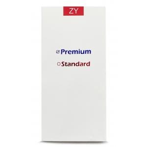 Ekranas Apple iPhone 6S Plus su lietimui jautriu stikliuku baltas ZY Premium