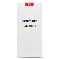 Ekranas Apple iPhone 8 su lietimui jautriu stikliuku juodas ZY Premium