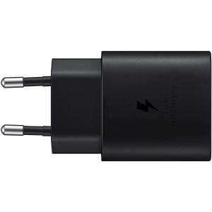Įkroviklis ORG Samsung Super Fast Charging EP-TA800 (25W) juodas